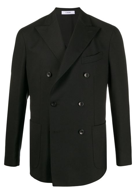 Black jacket BOGLIOLI | JACKETS | N4302EBAS5340990
