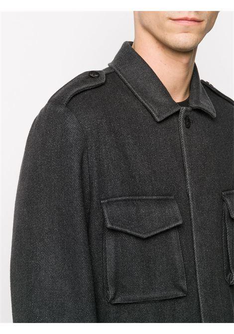 Grey jacket BOGLIOLI |  | OCT103BSC7110990