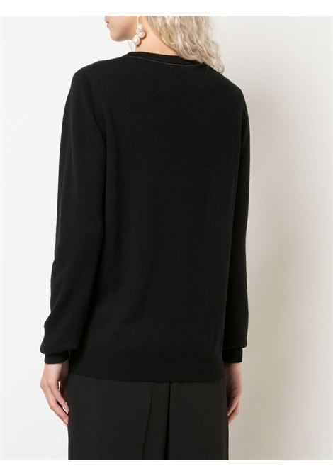 Black jumper BRUNELLO CUCINELLI | JERSEYS | M12144400C101