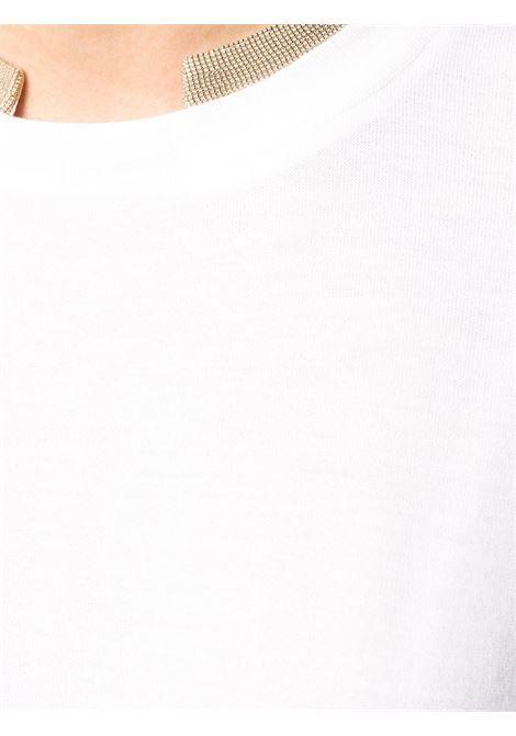 T-shirt bianca BRUNELLO CUCINELLI | T-SHIRT | M14817900CY803
