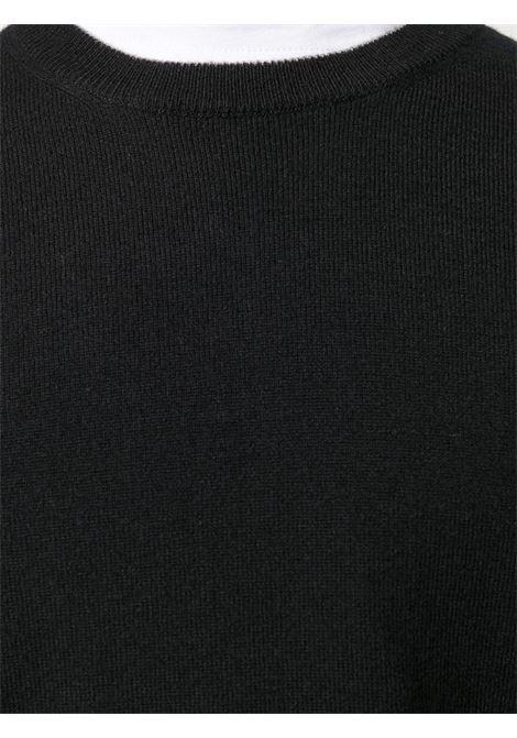 Maglione nero BRUNELLO CUCINELLI | MAGLIE | M2200100CH101