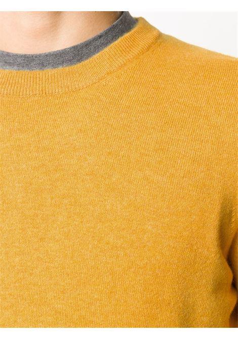 Maglione giallo BRUNELLO CUCINELLI   MAGLIE   M2200100CN855