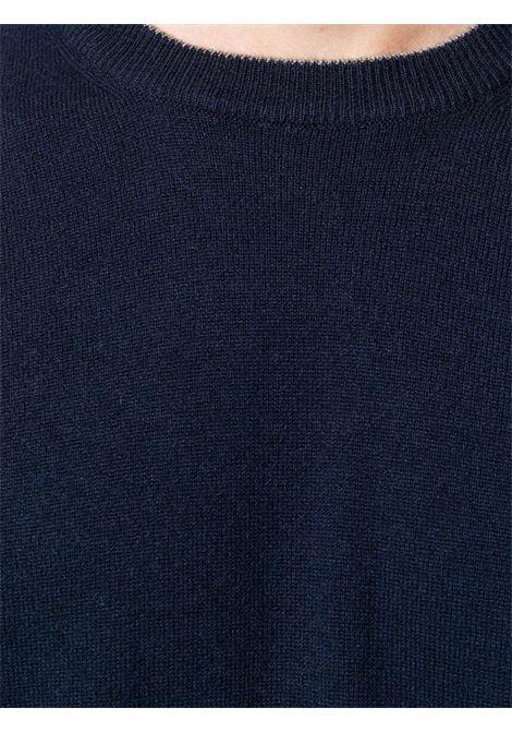 Maglione blu BRUNELLO CUCINELLI | MAGLIE | M2200100CW425