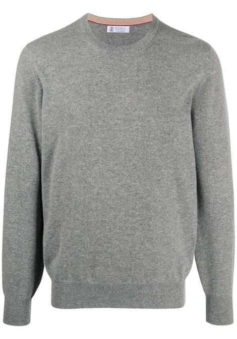 Dark grey jumper BRUNELLO CUCINELLI |  | M2200100CY836