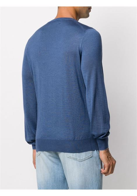 Blue jumper BRUNELLO CUCINELLI |  | M2300100CA709
