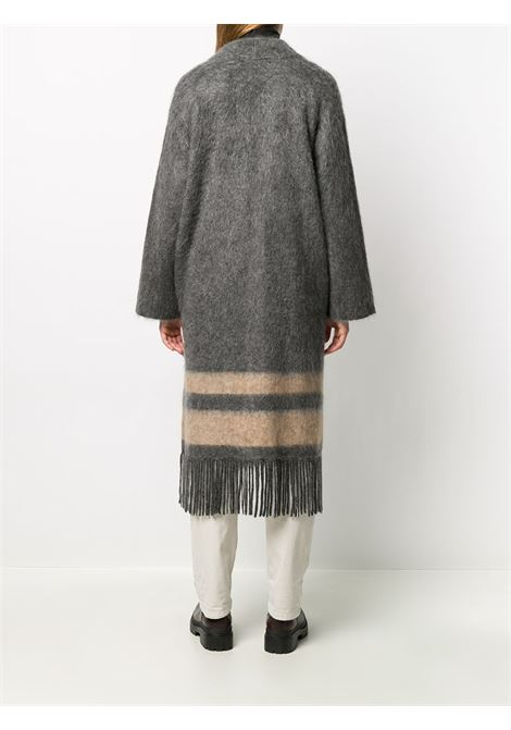 Grey coat BRUNELLO CUCINELLI |  | M2I182206CK814