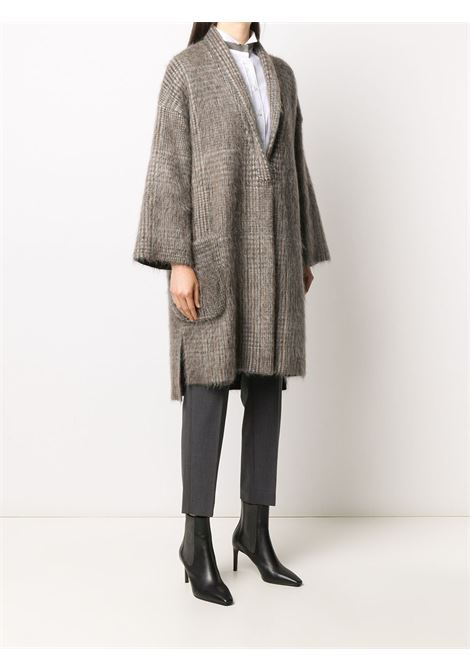Brown cardigan BRUNELLO CUCINELLI |  | M2I182316CD320