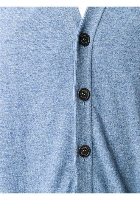 Blue gilet BRUNELLO CUCINELLI |  | M2Q82031CH216