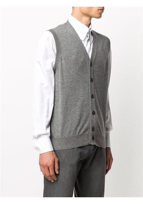 Grey gilet BRUNELLO CUCINELLI |  | M2Q82031CY836