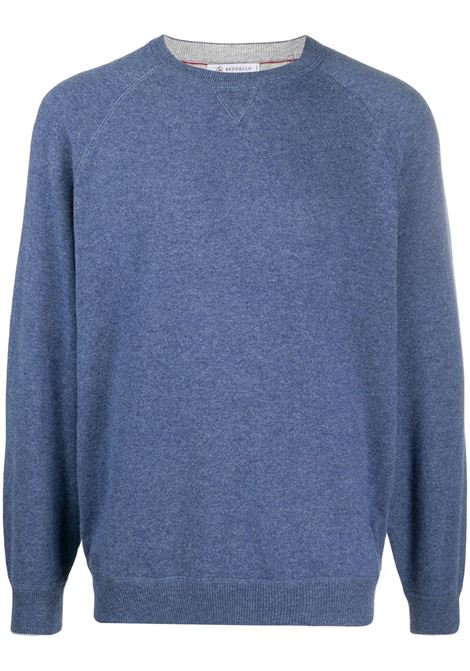 Blue jumper BRUNELLO CUCINELLI |  | M3609218CL829
