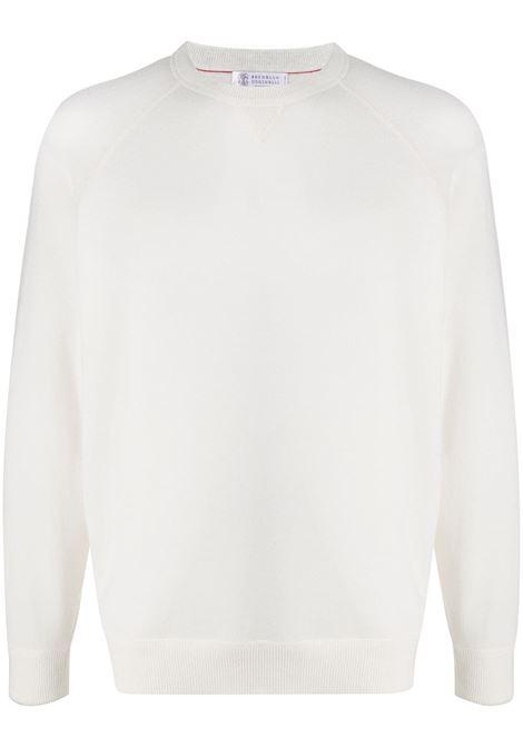 White  jumper BRUNELLO CUCINELLI |  | M3609218CO312