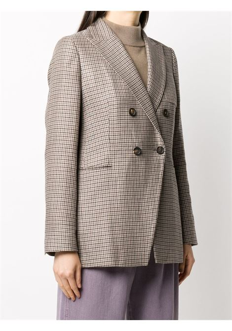 Checked jacket BRUNELLO CUCINELLI |  | MD4638595C002