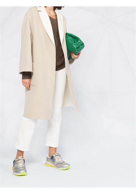 Beige coat