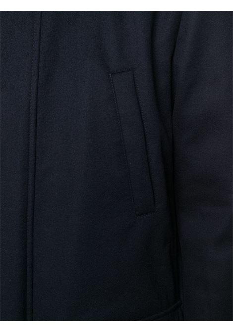 Cappotto blu BRUNELLO CUCINELLI | CAPOSPALLA | MM4006402CI623