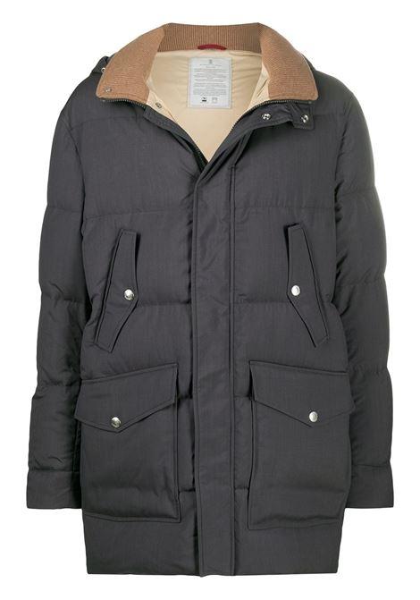 Black down coat BRUNELLO CUCINELLI |  | MN4951753CC839