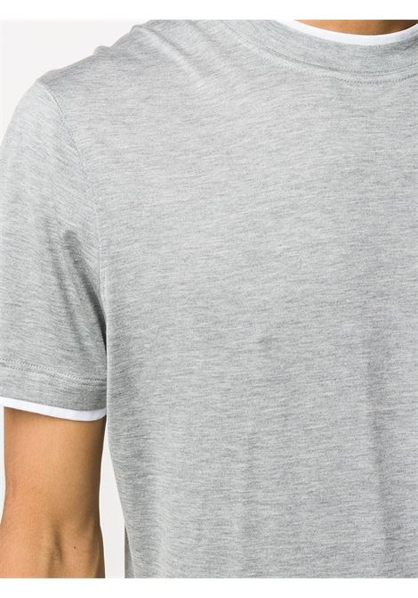 Grey t-shirt BRUNELLO CUCINELLI |  | MTS377427CD277