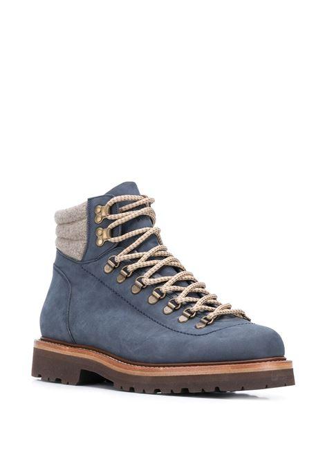 Blue boots BRUNELLO CUCINELLI |  | MZUSMFS890CV191