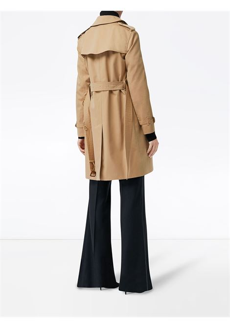 Trench marrone BURBERRY | TRENCH | 407337370500
