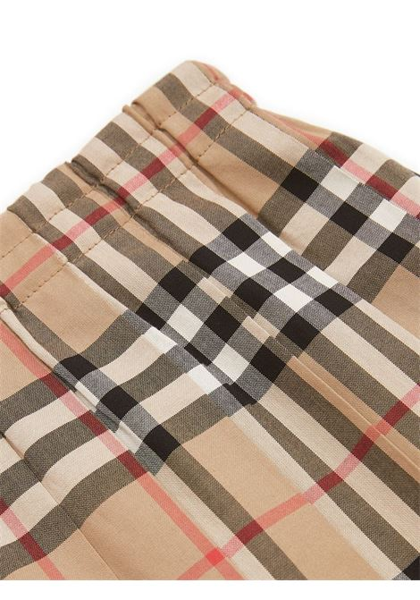 Gonna beige BURBERRY | GONNE | 8012123A7028