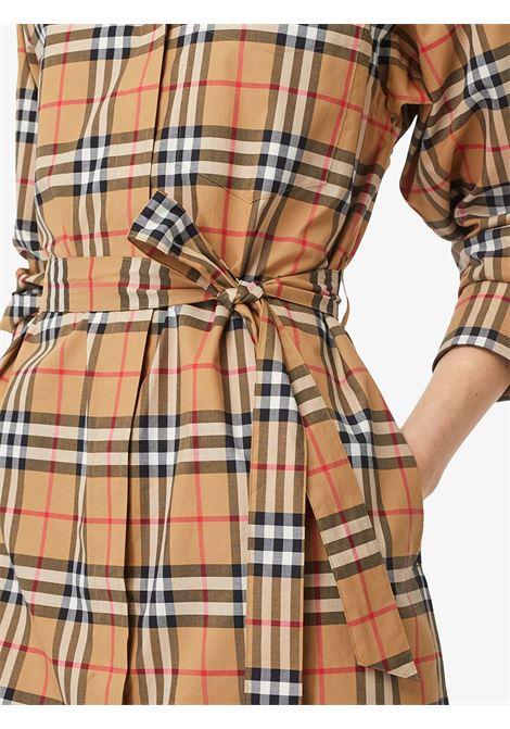 Vintage Check dress BURBERRY | DRESS | 8013946A2219
