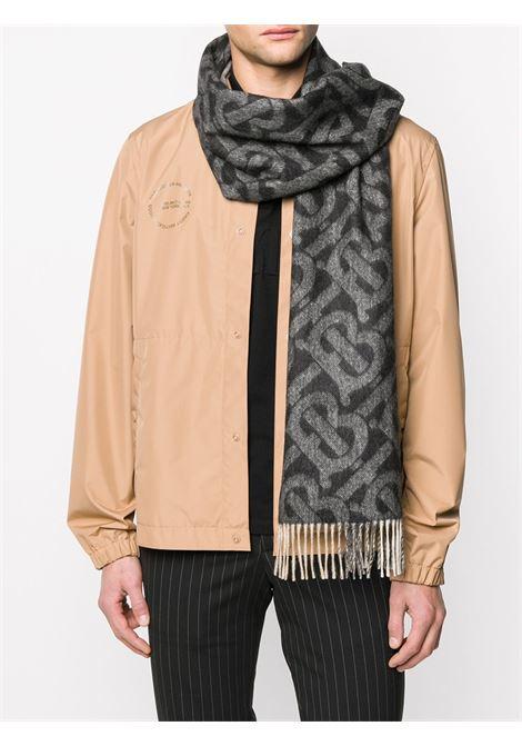 Black scarf BURBERRY | SCARVES | 8022407A6590