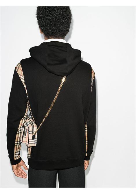 Black sweatshirt BURBERRY | SWEATSHIRTS | 8026272A1189