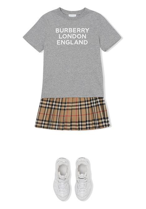 T-shirt grigia BURBERRY | T-SHIRT | 8028807A1216