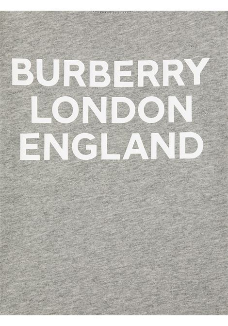 T-shirt grigia BURBERRY | T-SHIRT | 8028807BA1216