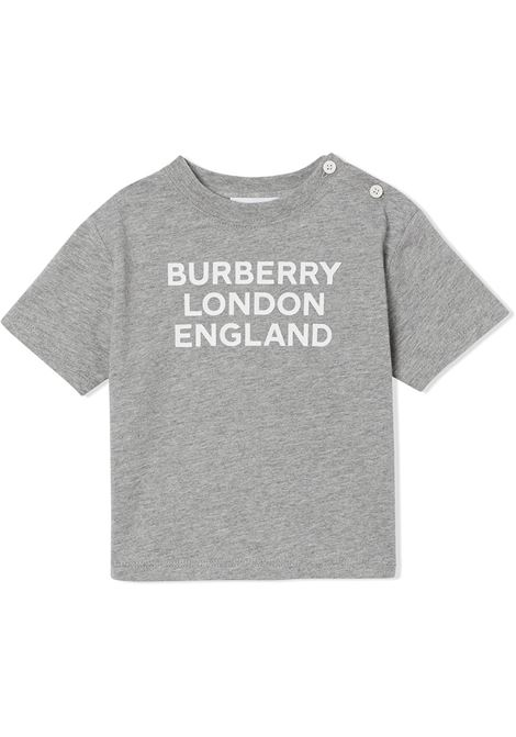T-shirt grigia BURBERRY | T-SHIRT | 8028814A1216
