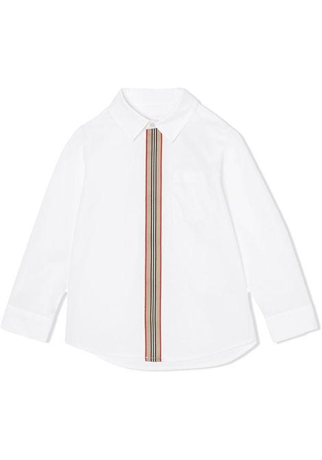 Camicia bianca BURBERRY | CAMICIE | 8030103A1464