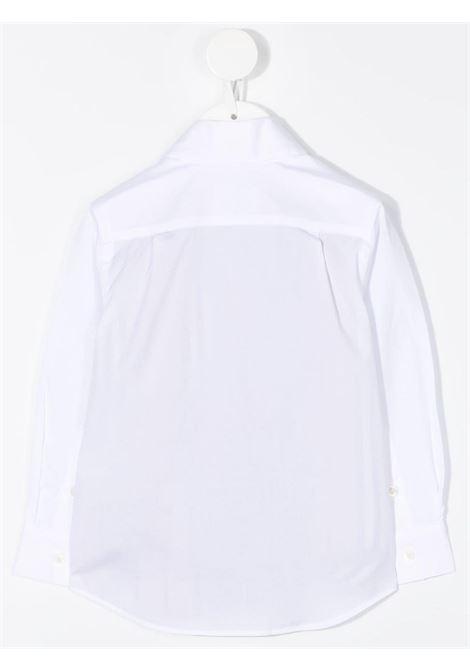 Camicia bianca BURBERRY | CAMICIE | 8030694BA1464
