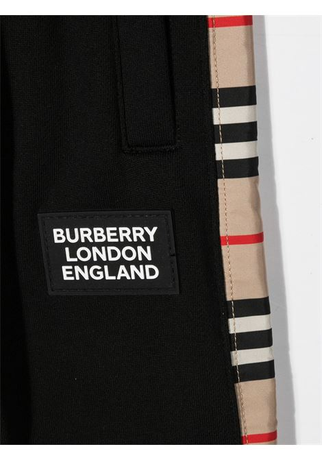 Blue trousers BURBERRY | TROUSERS | 8031658BA1189