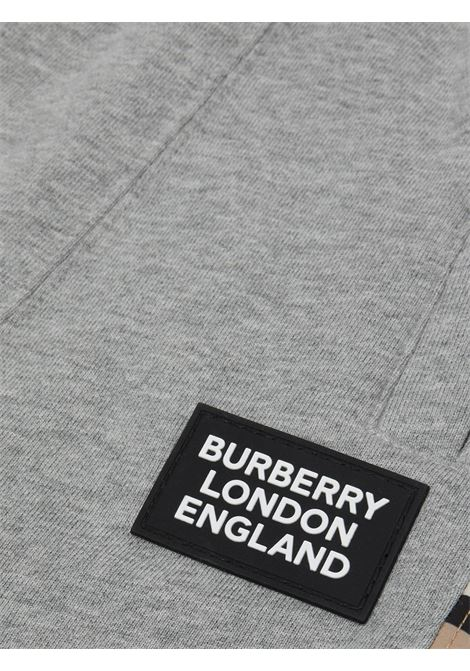 Grey trousers BURBERRY | TROUSERS | 8031666A1216