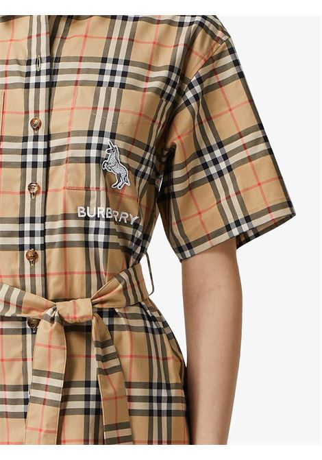 Vintage Check shirt dress BURBERRY |  | 8032154A7028