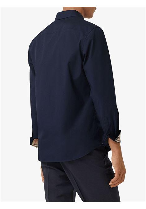 Blue shirt BURBERRY | SHIRTS | 8032306A1222