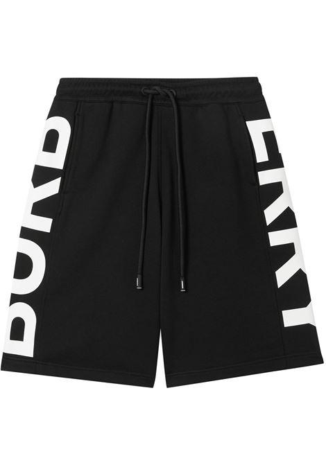 Pantaloncino nero BURBERRY | SHORTS | 8034160A1189