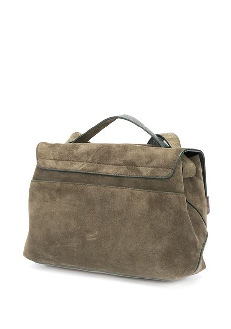 Shoulder bag CALICANTO |  | CL902SUEDEOLV