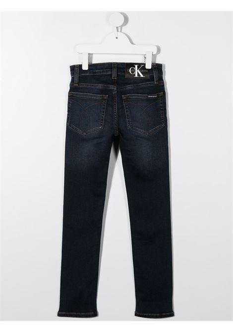 Jeans nero CALVIN KLEIN | JEANS | IB0IB005871BJ