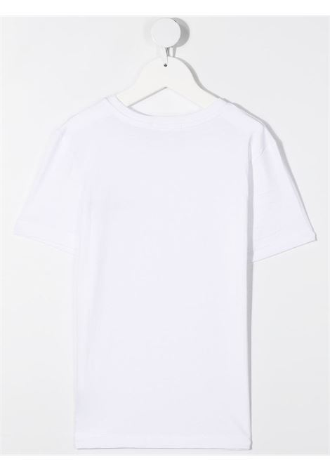 T-shirt bianca CALVIN KLEIN | T-SHIRT | IB0IB00612YAF