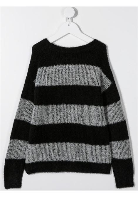 Black/white jumper CALVIN KLEIN | SWEATER | IG0IG006810AP