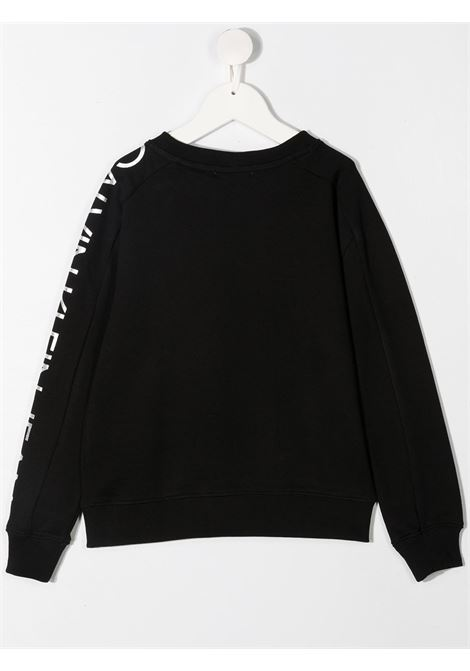 Black sweatshirt CALVIN KLEIN | SWEATSHIRTS | IG0IG00691BEH