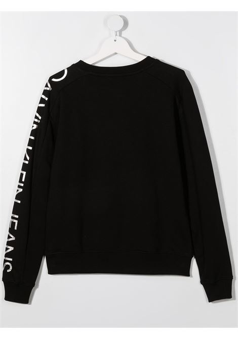 Black sweatshirt CALVIN KLEIN | SWEATSHIRTS | IG0IG00691TBEH