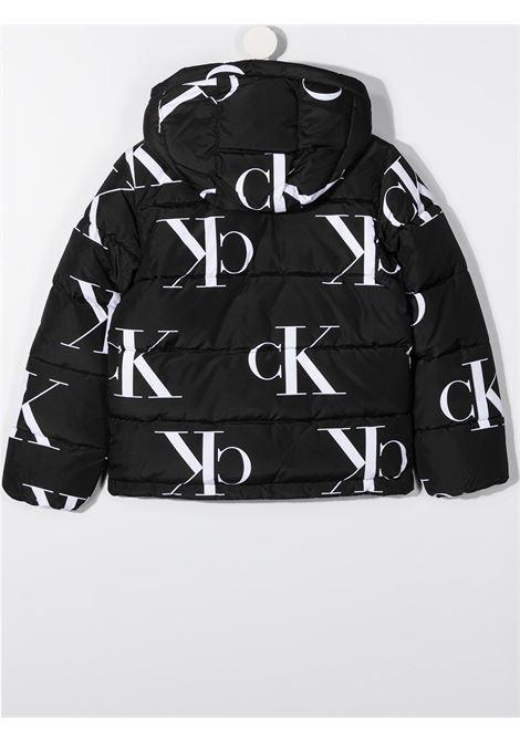 Black jacket CALVIN KLEIN | PADDED JACKET | IG0IG007020GS