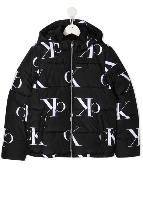 Black jacket CALVIN KLEIN | PADDED JACKET | IG0IG00702T0GS