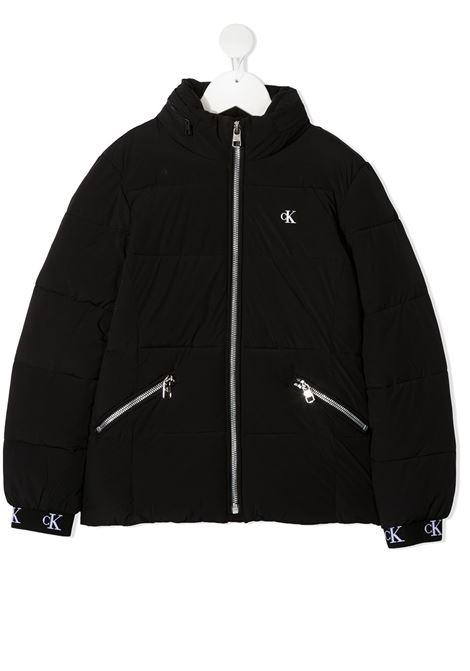 Black jacket CALVIN KLEIN | PADDED JACKET | IG0IG00704BEH