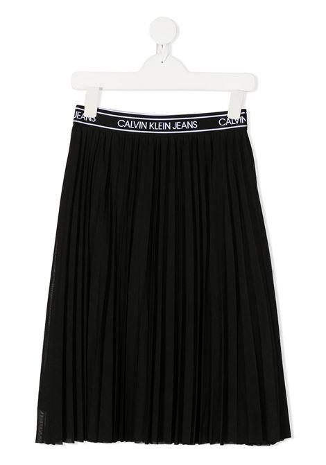 Black skirt CALVIN KLEIN | SKIRTS | IG0IG00721BEH