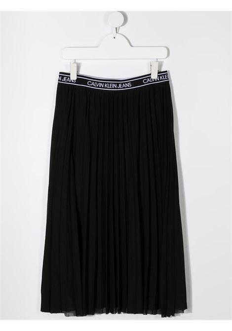 Black skirt CALVIN KLEIN | SKIRTS | IG0IG00721TBEH