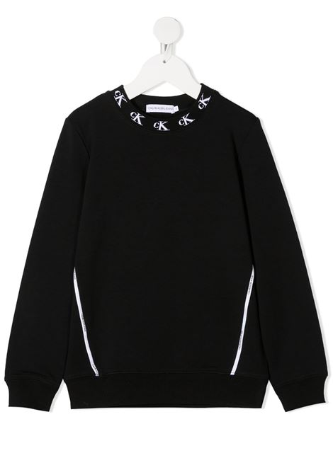 Black sweatshirt CALVIN KLEIN | SWEATSHIRTS | IG0IG00830BEH