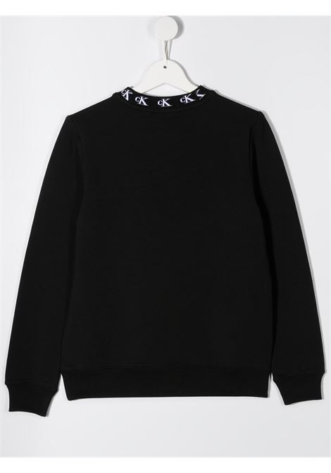 Black sweatshirt CALVIN KLEIN | SWEATSHIRTS | IG0IG00830TBEH