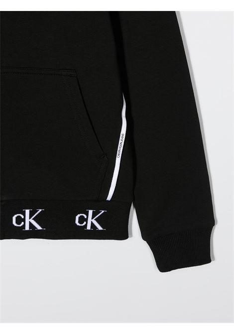Black sweatshirt CALVIN KLEIN | SWEATSHIRTS | IG0IG00833BEH